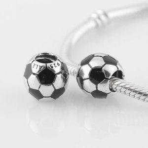 Pandora Soccer Ball Bracelet Charm
